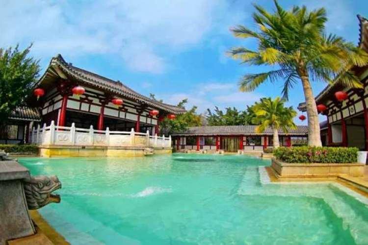 【河源温泉之旅两日游】广州往返河源客天下水晶温泉2天1晚游