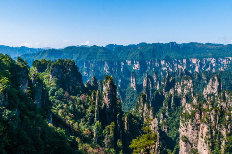 GZ【湖南火車6天-自由行】張家界森林公園·鳳凰古城