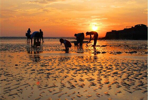 GZ【陽江2天-趣味版】海陵島·馬尾島·耙螺抓蟹·大角灣·騎單車·四星酒店