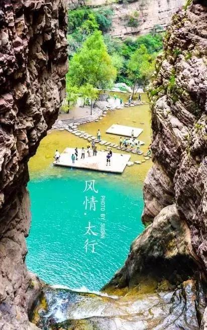 【寻花季】●林州太行大峡谷、桃花谷、太行天路、王相岩纯玩二日游