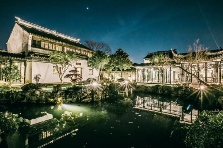 青普文化行馆·苏州木渎 (雅趣千载,艺文复兴)