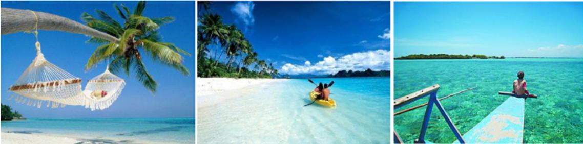 抵玩菲律宾列岛游沙西鱼风暴5天游