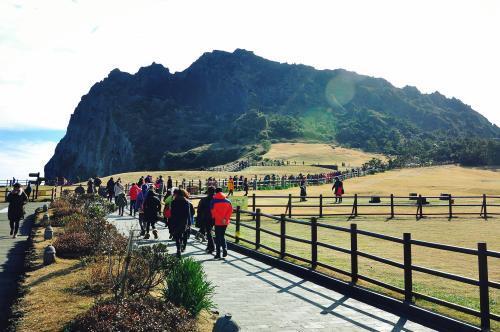 韓國濟州島全跟團雙飛4日游