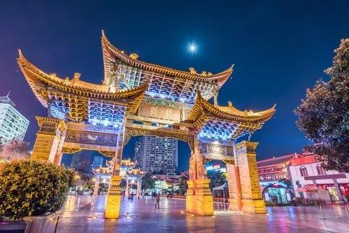 【七彩盛宴·春節版】——青島出發去云南昆明、大理、麗江 雙飛一動6日游