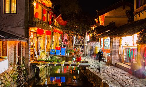 【克拉之星·心花路放】——春节青岛出发去云南昆明、大理、丽江+版纳4飞8日豪华浪漫之旅