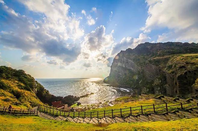 【奇妙樂園嗨不停·親子游】——春節青島出發去韓國濟州島雙飛5日游