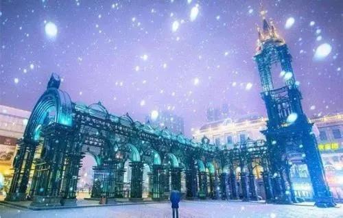 【童话王国·春节版】——青岛出发去东北哈尔滨-冰雪大世界-雪村-雪乡-亚布力-双飞5日游