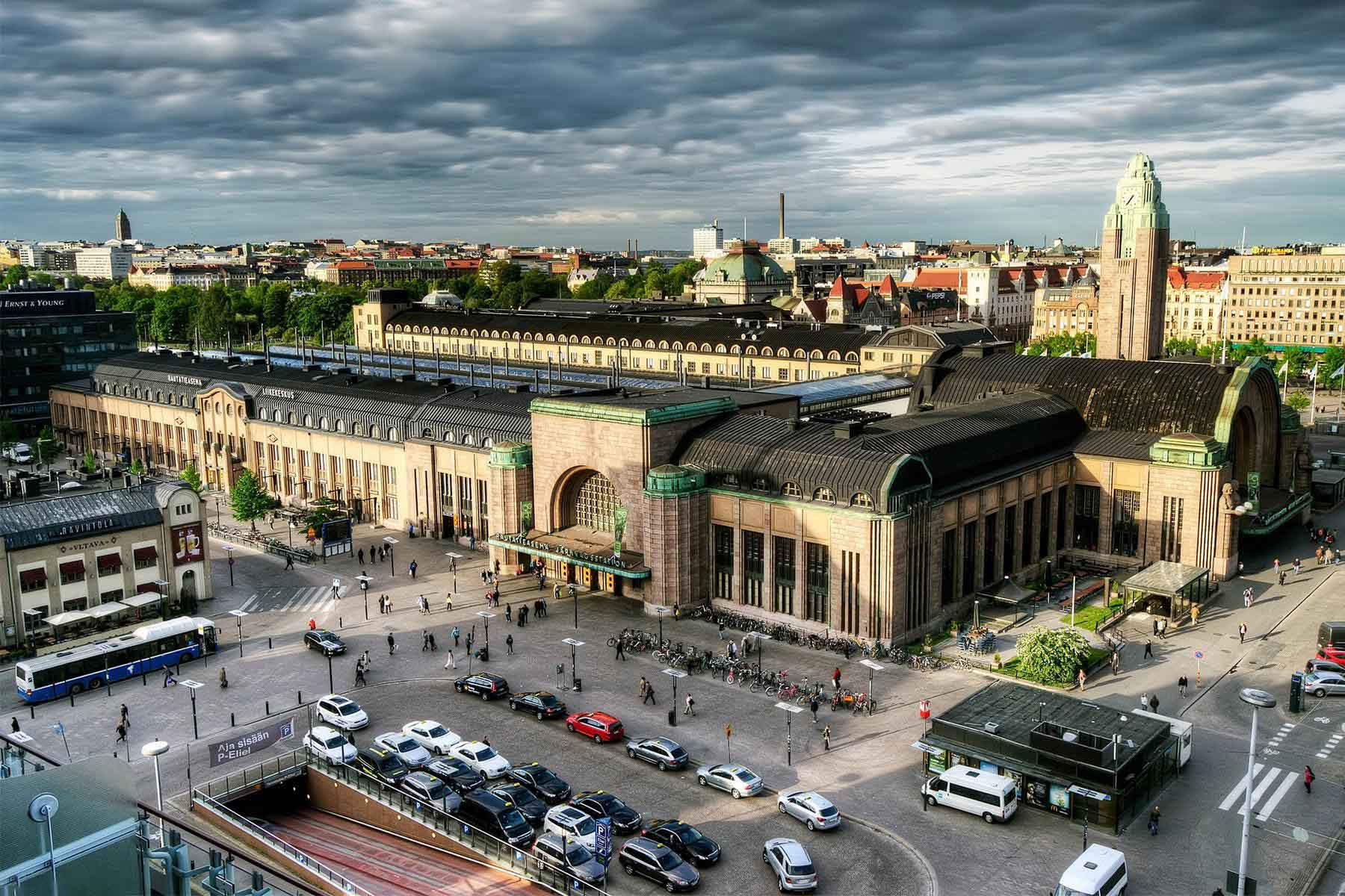 北欧3人私人定制 旅拍之旅(芬兰、丹麦、瑞典)