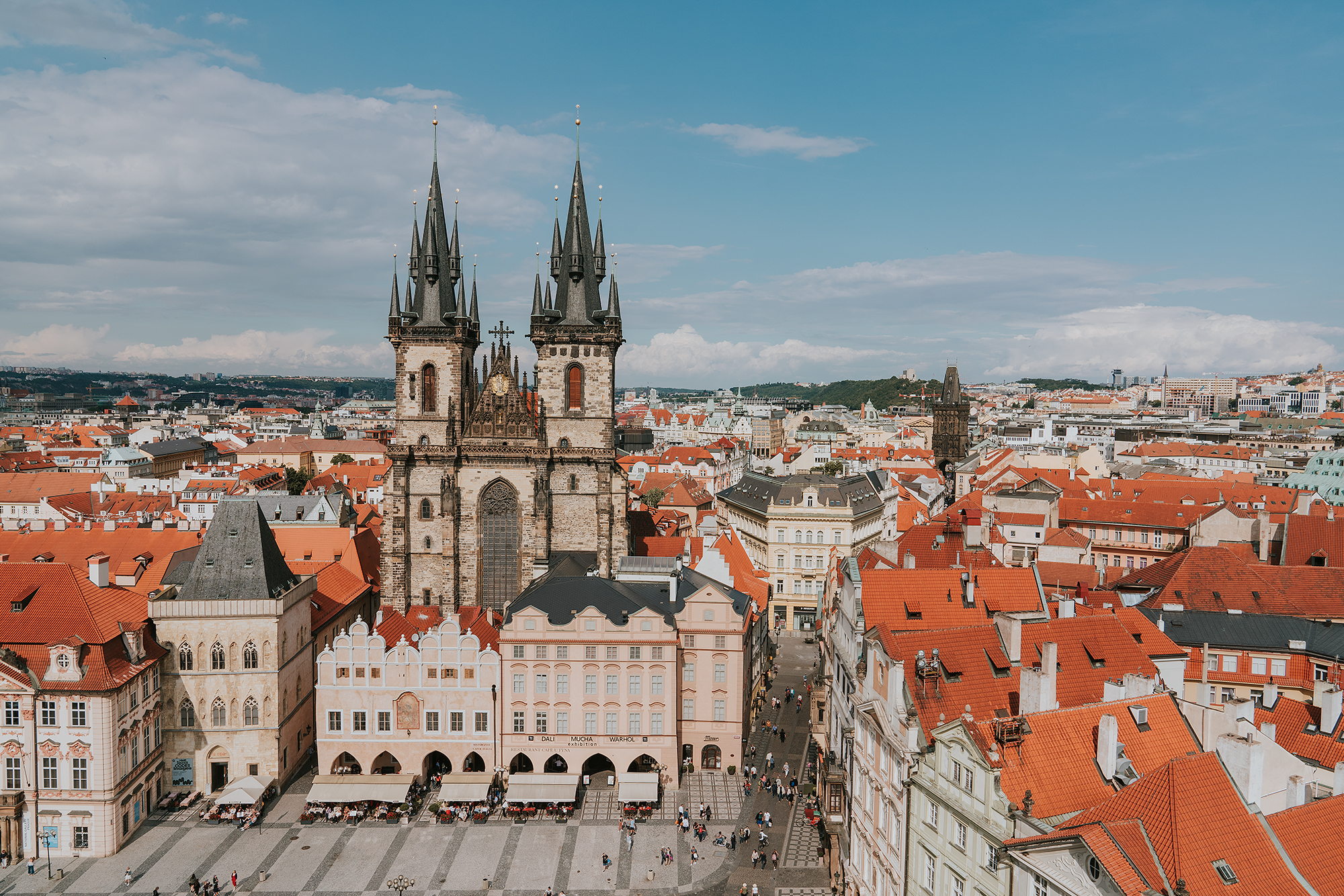东欧浪漫 深度旅拍11天 全年四季有效