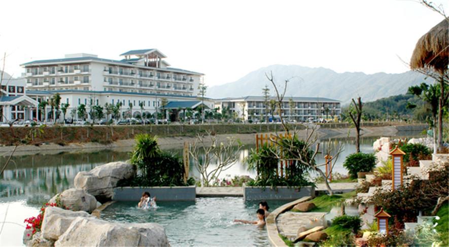 惠州南昆山温泉大观园