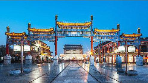 一生必看升旗仪式 雪世界嘉年华 致敬人民大会堂 皇家双联游 北京优质五天团